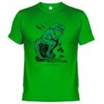 Camiseta friki del Filosoraptor