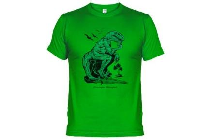 Camiseta Filosoraptor