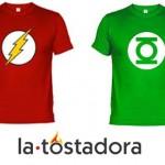 Código descuento de La Tostadora de un -15% en todas sus camisetas por tiempo limitado