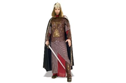 Disfraz Rey Aragorn Deluxe
