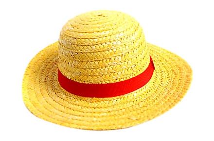 Sombrero de paja de Luffy
