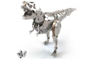 Kit de construcción T-Rex