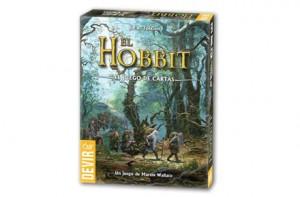 El Hobbit, juego de cartas