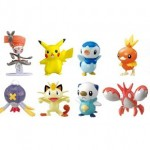 Pack de 12 muñecos de Pokemon