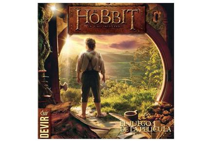 """Juego de mesa """"The Hobbit"""", el juego de la película"""
