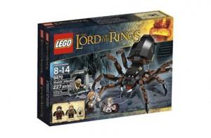 Lego: El ataque de Ella la Araña