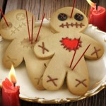 Molde para galletas voodoo