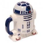 Taza de R2-D2 con tapadera