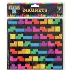 Imanes con forma de piezas de tetris