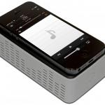 Amplificador sin cables para smartphone