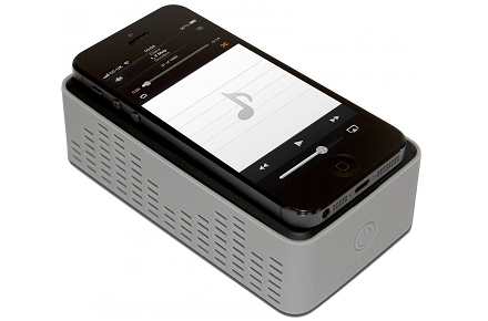 Altavoces frikis sin cables para smartphone y iPhone