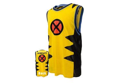 Camiseta basket de Wolverine