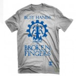 Camiseta Broken Fingers de Fable III
