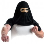 "Camiseta Ninja ""Ask me about my Ninja Disguise"""