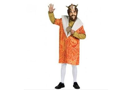 Disfraz del Rey de Burger King