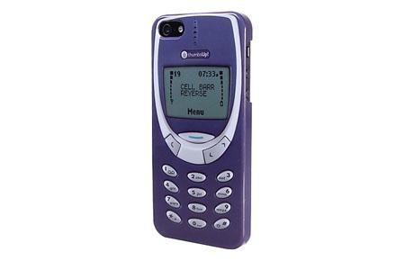 Funda para iPhone 5 de Nokia 3310