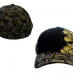 Gorra Mario Bros Glow in the Dark