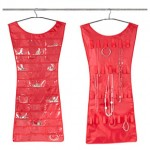 """Joyero organizador """"Vestido rojo"""""""