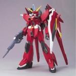 Maqueta del Gundam de Athurn Zala