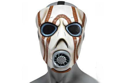 Máscara Psycho Bandit de látex