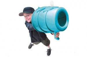 "Bazooka de Aire ""Airzooka"""