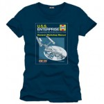 Camiseta Star Trek U.S.S. Enterprise