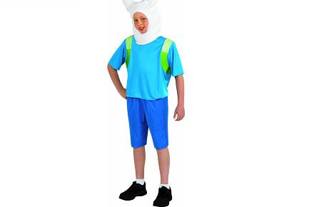 Disfraz de Finn, Hora de Aventuras