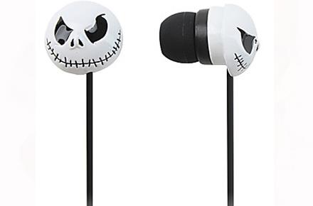 Auriculares de Jack Squeleton