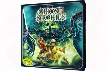 Juego de mesa del Ghost Stories