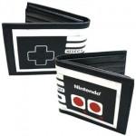 Monedero Nintendo controller