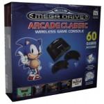 Consola retro Sega Mega Drive con 60 juegos originales