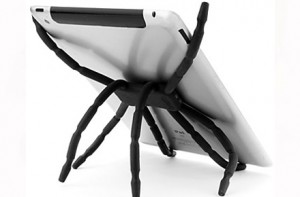 Soporte para la Tablet con forma de araña
