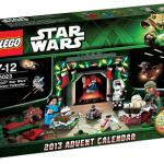 Calendario navideño de Star Wars