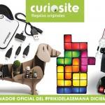 Último #FrikiDeLaSemana del año con 4 regalos patrocinado por Curiosite