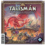 Talismán, juego de aventuras