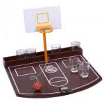 Juego de baloncesto con chupitos