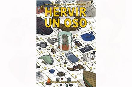 """""""Hervir un oso"""" de Jonathan Millán y Miguel Noguera"""