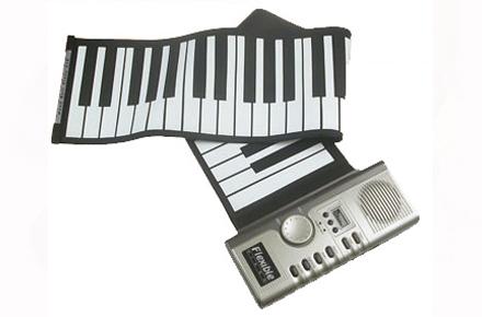 Piano portátil de 61 teclas