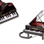 Teléfono piano con LED