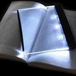 Panel de lectura LED