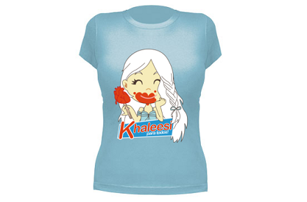 Khaleesi para todos