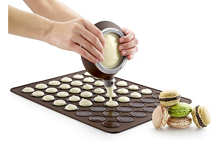 Molde para Macarons