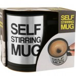 "Taza mezcladora ""Self Stirring Mug"""
