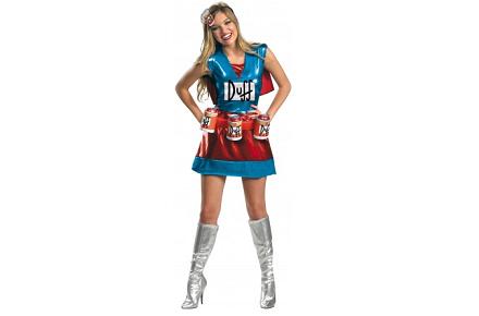 Disfraces Frikis Carnavales 2014: Disfraz Duffwoman