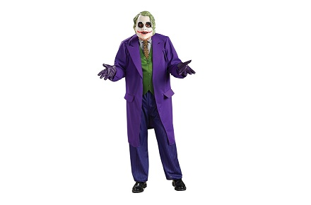 Disfraces Frikis Carnavales 2014: Disfraz oficial Joker, The Dark Knight