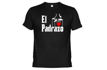 "Camiseta ""El Padrazo"""