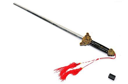 Espada de Kung-Fu retráctil