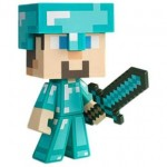 Figura de Minecraft diamond Steve