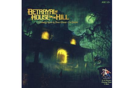 Juego de mesa The Betrayal At House On the Hill