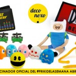 Más sorteos para abril del #FrikiDeLaSemana patrocinado por Deconexo